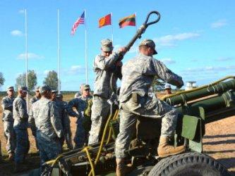 НАТО започна в Норвегия най-големите си военни маневри след края на Студената война