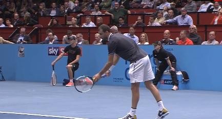 Григор Димитров отпадна от турнира във Виена още в първия кръг