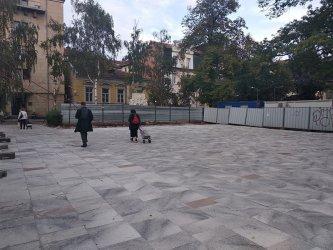 Ремонтите в центъра на София - всичко е точно