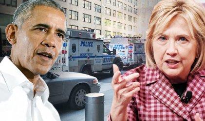 След Сорос обект на заплахи станаха семейство Клинтън, Обама и Си Ен Ен