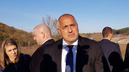 Борисов: Няма основание за оставка, опозицията е яд, че задържаме олигарси
