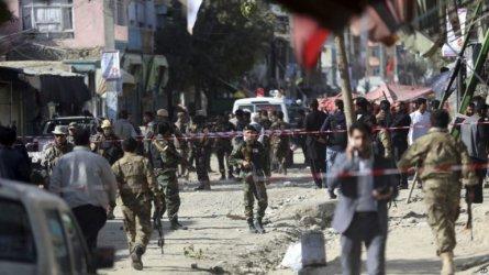 Седем загинали при самоубийствен атентат край централния затвор на Кабул