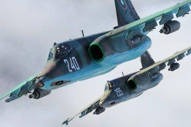 МО налива над 300 млн. лева в съветските Су 25 с процедурен трик