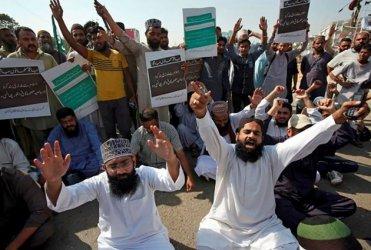 Върховният съд на Пакистан оневини християнка, обвинена в богохулство