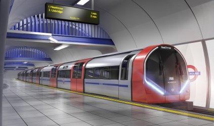 """""""Сименс"""" ще достави нови влакове за 1.5 млрд. паунда за лондонското метро"""