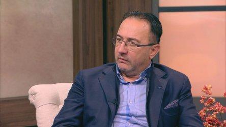 """Роман Василев: Нe си заравям главата в пясъка заради думите  """"абсолютен престъпник"""""""
