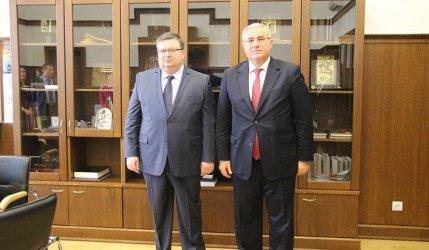 Четвърта среща на Цацаров с турския главен прокурор