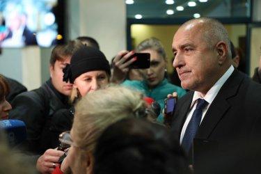 """Борисов: Вървим към """"Български поток"""" и обвързваща фаза"""