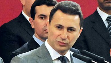 Орбан е приютил Груевски във вилата си