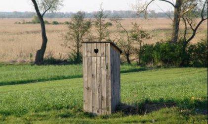 Една трета от домовете в Румъния са с външна тоалетна, у нас – 16,7%