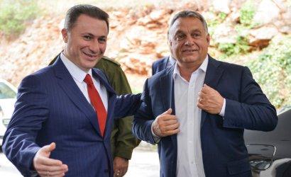 Дойче веле: Правителството на Орбан е превело тайно Груевски до Унгария