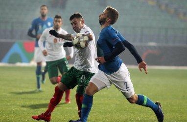 България завърши втора в групата си в Лигата нациите по футбол