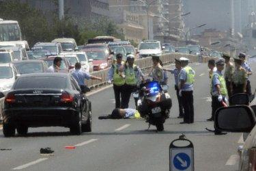 Пет деца убити и 18 ранени, след като автомобил се вряза в група ученици в Китай