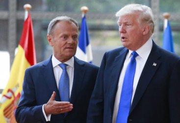 """Туск критикува Тръмп, предупреди за """"кафяв национализъм"""""""