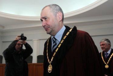 Борис Велчев е преизбран за председател на Конституционния съд