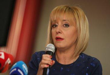 БСП спряга Мая Манолова за кандидат-кмет на София