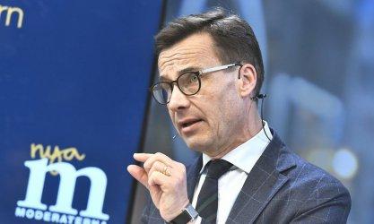 Шведският парламент отхвърли предложеното коалиционно правителство на малцинството