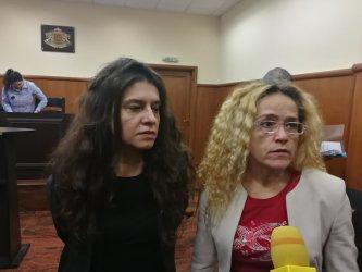 Съдът е върнал незаконно в ареста Десислава Иванчева и Биляна Петрова