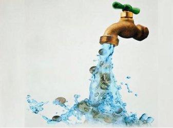 Водата поскъпва от януари до 10 на сто в редица градове