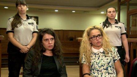 Десислава Иванчева и Биляна Петрова пак са оставени в ареста