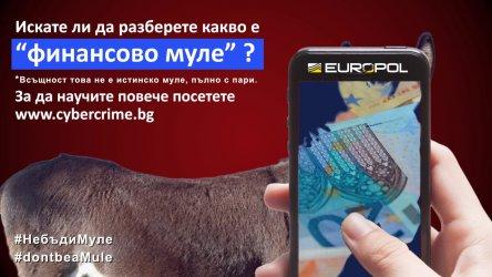 """Нова престъпна схема за пране на пари чрез финансови """"мулета"""""""
