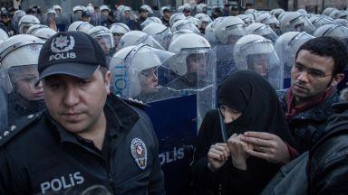 """""""Жълти жилетки"""" и в Турция срещу поскъпването на живота"""