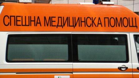 """Верижна катастрофа на бул. """"Ломско шосе"""" в София предизвика задръстване"""