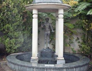 Откраднатата статуя на Аполон от Централната баня в София е намерена