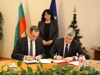 Централноевропейският газов хъб ще помага за българската газова борса