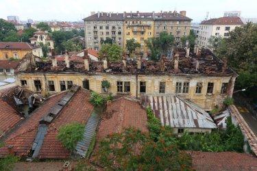София иска да се улесни ипотекирането на рушащи се паметници на културата