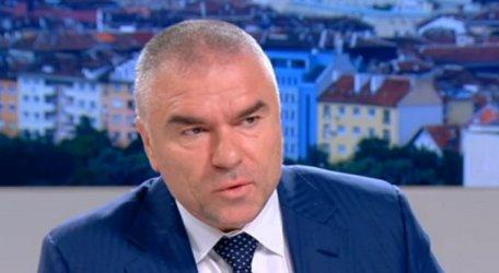 """""""Воля"""" се закани да сезира главния прокурор за изказване на Емил Димитров-Ревизоро"""