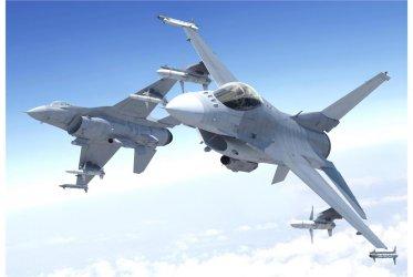 Правителството ще предложи покупката на изтребители  F-16
