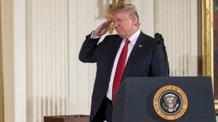 Доналд Тръмп -  шоу и хаос  в Белия дом