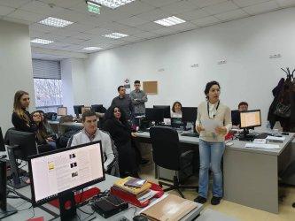 Велизар Енчев с предаване в телевизията на БСП
