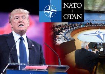 Тръмп е обмислял изтегляне на САЩ от НАТО
