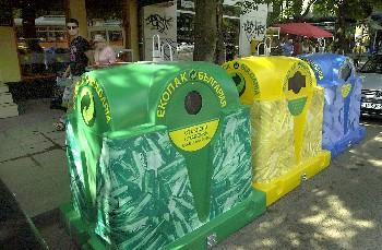 Блоковете в София може да имат собствени кофи за разделно събиране