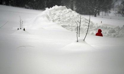 Зимата в Австрия взе пет жертви