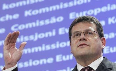 Еврокомисарят Марош Шефчович се кандидатира за президент на Словакия