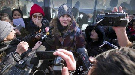 Арестуваната в Китай канадска преподавателка се е завърнала в Канада