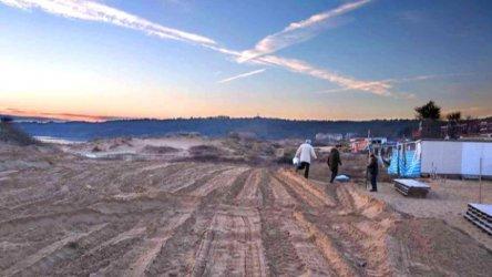 """Изораните дюни край """"Каваците"""" са били в имота на обвиняемия за унищожаването им"""