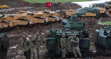 С изтеглянето на американските войски Манбидж се готви за катаклизъм