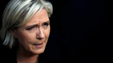 """Льо Пен се надява да спечели евроизборите благодарение на """"жълтите жилетки"""""""