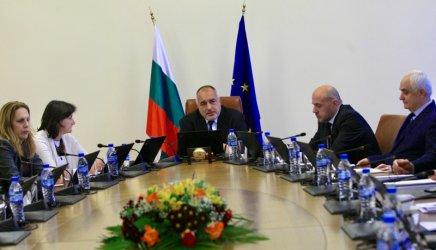 """Борисов отчете """"рекордни"""" приходи в хазната"""