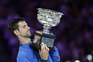 """Джокович триумфира над Надал с рекордна титла от """"Аустрелиън оупън"""""""