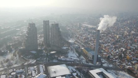 Белград е с най-мръсния въздух в света