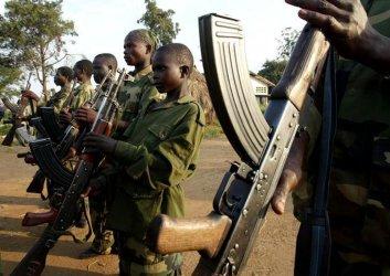 Според ООН в света има до 250 хиляди деца войници