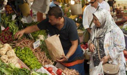 Инфлация от над 20% на годишна база през януари в Турция
