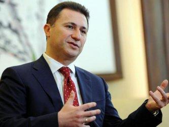 Никола Груевски избягал в Унгария от страх за живота си
