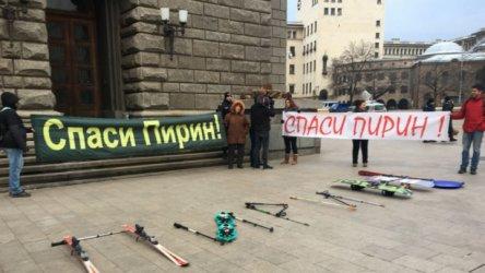 Природозащитници отново искат оставката на Нено Димов