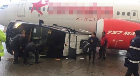 Торнадо в Анталия взе жертви